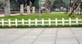 園林pvc花草護欄柵欄 4