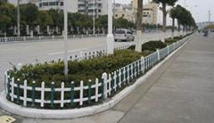 pvc花草護欄圍欄欄杆