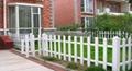 pvc塑钢社区护栏