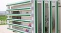 pvc百葉窗空調護欄罩