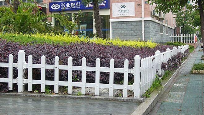 市政街邊花壇草坪藝朮護欄 4