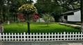 市政街邊花壇草坪藝朮護欄 5