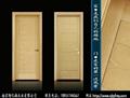 南京特億福原木套裝門 2