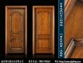 南京特億福原木套裝門 3