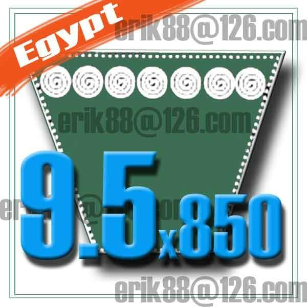 9.5*850 washing machine belt 1
