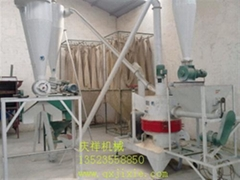木材制粉机