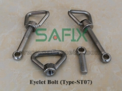 Stainless Steel Eyelet Bolt