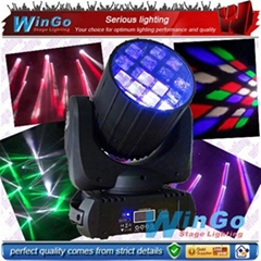 4in1 LED colorful multiple beam