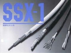 品川電線SSX系列機器人傳感器電纜