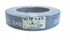 S-VCTF富士(FUJI)可動性電源配線