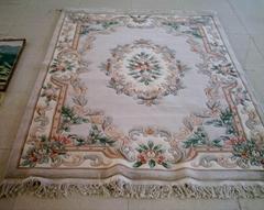 手工編織地毯
