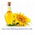 Unrefined Sunflower Oil 2