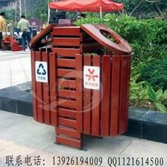 广州户外垃圾桶