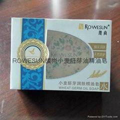 ROWESUN/缕尚小麦芽油润肤手工精油皂