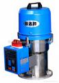 Plastic suction machine feeder hopper
