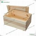Wood Crate Display