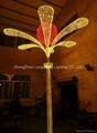 led street motif led snowflake led string led rope light