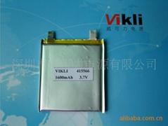 導航儀鋰電池池PL415566-1600mah