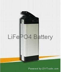 Rechargable Li Ion Battery, Lithium Iron Phosphate (LiFePO4) Battery 48V 10AH