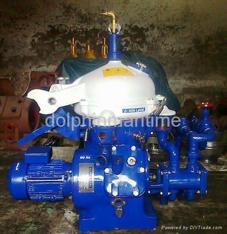 Industrial Centrifuge Alfa Laval  Biodiesel centrifuge Lube oil purifie 1