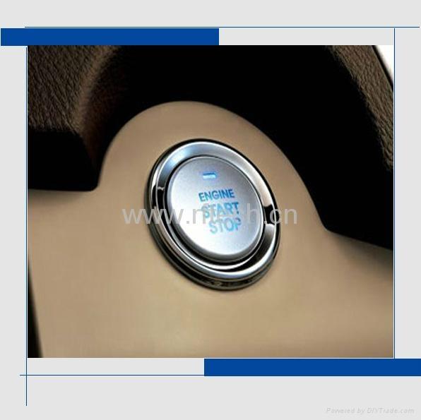 Car smart key a key to start 1