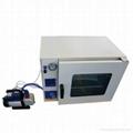 Laboratory Vacuum Drying Oven with Vacuum Pump (HP-VDO50) 2