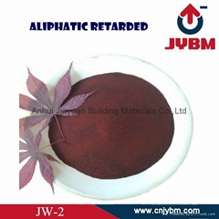 Aliphatic concrete water reducing agent - replacer of lignosulfonate