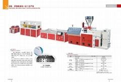 SJSZ-65扣板雙出生產線