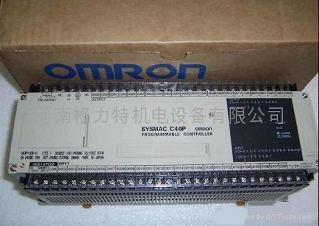 欧姆龙PLC 1