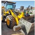 铲斗可以搅拌铲车定做改装混凝土