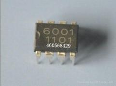 具有無極調光功能的觸摸臺燈控制器QX6001