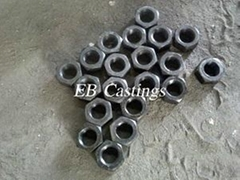 Normalized 10.9 level Bolts for Mill Liners with Nuts EB011
