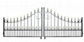 Cheap Wrought Iron Fence Panel  1