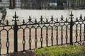 Aluminum Exterior Fence