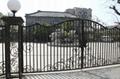 Sliding Wrought Iron Gates for Driveway Hard Skill Gate 2