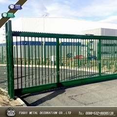 Reasonable Price Wrought Iron Gate Main Gate
