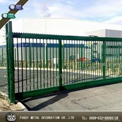 Reasonable Price Wrought Iron Gate Main Gate