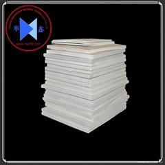 virgin white hard ptfe mold sheet
