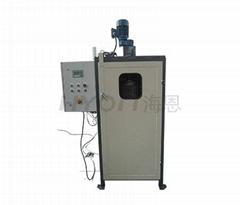 Laboratory test dip spin coating machine
