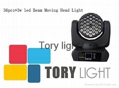 36pcs*3W LED Beam Moving Head/stage light