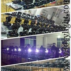 HOt sale 120W 2R moving head beam light/stage light