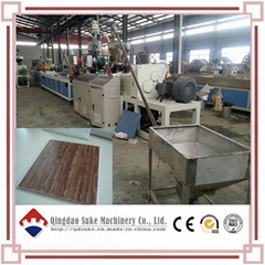 PVC Decoration Wall Board Machine