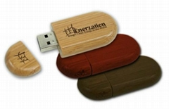 D023-Wood usb flash drive
