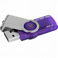 A023-Kingston USB Flash Drives,DT101 kingston, brand usb flash drive