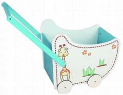 High Quality Baby Walker Go-Cart Kids Toy