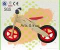 Wooden Toy  Balance Bike