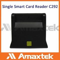ID/ ATM/ SIM smart contact Card Reader C292