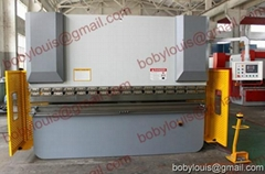 hydraulic press brake machine for sheet metal bending
