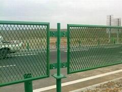 钢板网护栏网
