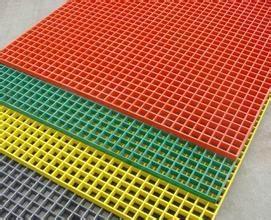 玻璃钢格栅板 1